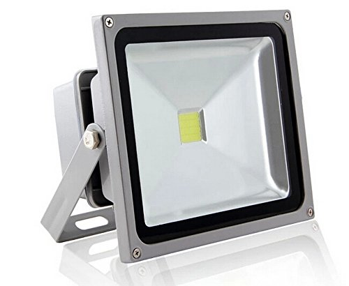 GLW 30w Outdoor LED Flood Lights Cool White Security