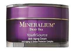Mineralium Dead Sea YouthSource Anti-Aging Cream & Stress Protector Complex 50ml