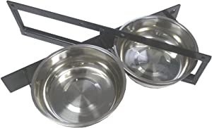 Lucky Dog CL71120 Turn-Style 2-Bowl System