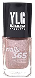YLG Nails 365 Glitter in My Purse Sparkle Nail Paint ,9 ml