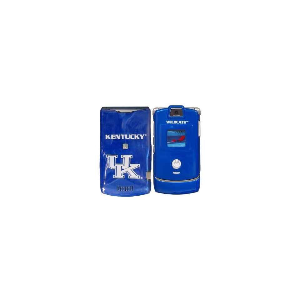 Kentucky Wildcats Motorola Razr Cell Phone Cover