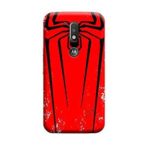 Spiker Premium Quality Designer Cases For Moto G3 / Moto G Turbo Matte Finish Hard Case Mobile Back Cover With Full Protection