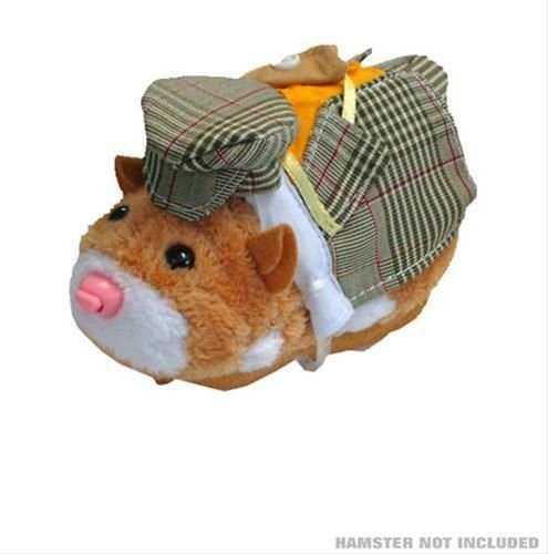 Zhu Zhu pets-Stylin Outfit (Plaid suit and Hat)