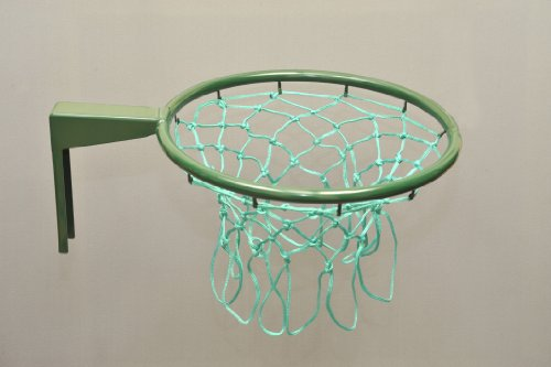 Netball Ring from the Avonstar Classic Range (Robust Bracket, 2 years warranty) made in Britain. With top quality 3mm twine net.
