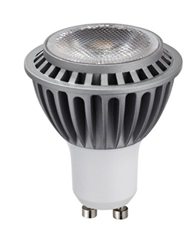 Hitlights 7 Watt Ul-Listed Mr16/Gu10 Cool White Led Bulb - 20 Year Lifespan, Replaces 50 Watt - 5000K, 450 Lumens, 110 Volts