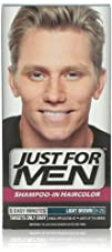Just for Men Shampoo-In Hair Color, L…