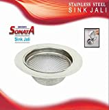 A TO Z SALES Stainless Steel Mesh Sink Strainer size No-1 (Small Size)