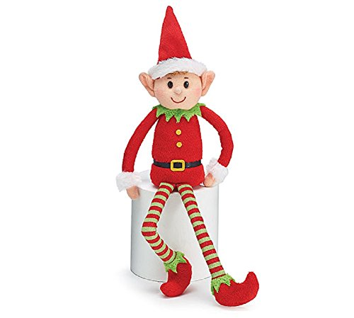 plush-little-elf-soft-stuffed-santa-helper-christmas-gift