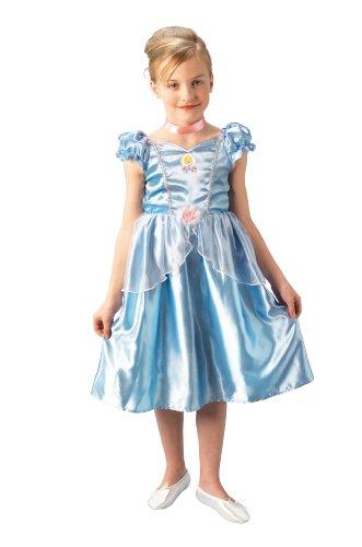 Imagen 1 de Rubie's - Disfraz de cenicienta para niña, talla S