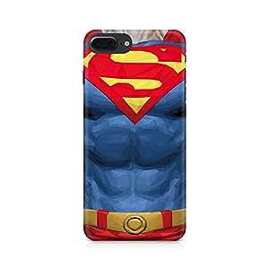 PRINTASTIC Superman Body Premium Printed Mobile Back Case For Apple iPhone 7 Plus
