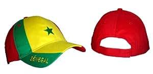 *** PROMOTION *** Casquette supporter Sénégal !!!