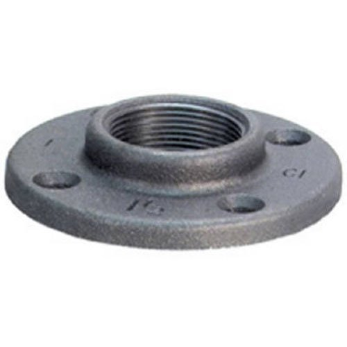 Anvil malleable iron pipe fitting floor