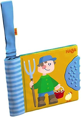 HABA on The Farm Baby Buggy Books