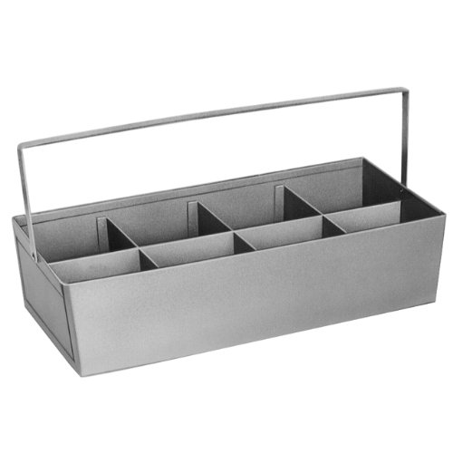 Pasco 3088 Fitting Tote Tray with 8 Dividers (Plumbers Fitting Tray compare prices)