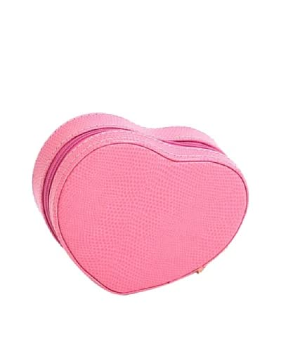 Bey-Berk Small Heart Shaped Jewelry Box