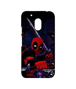 Deadpool Attack - Sublime Case for Moto G4 Play