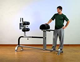 Commercial Yukon Glute Ham Developer Hyper Extension GHD Machine - Free Shipping