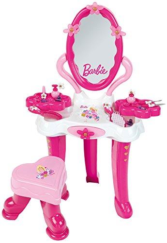 Theo Klein 5769 – Barbie Beauty Center inkl. Tisch, Stuhl und viel Zubehör günstig online kaufen