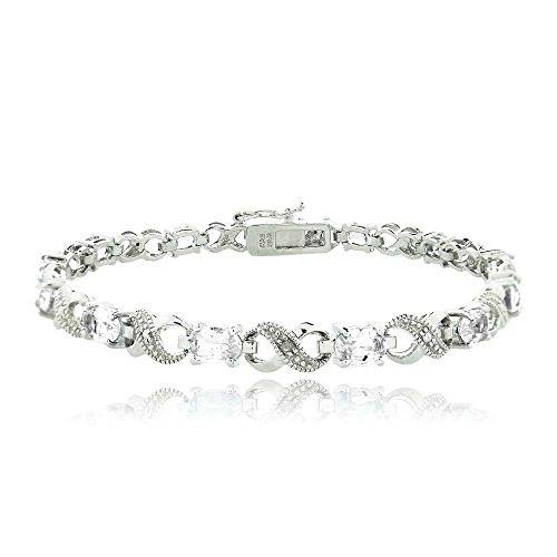 66ct-white-topaz-diamond-accent-infinity-bracelet