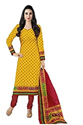 Shree Ganesh Cotton Unstitched Dress Material