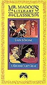 Mr. Magoo's Literary Classics: Cyrano De Bergerac / A Midsummer Night's Dream [VHS]