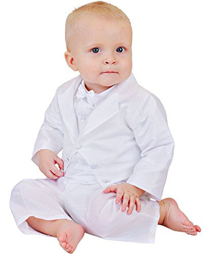 Ryker 3 Month Christening Baptism Outfits