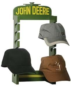 John Deere Tractor Radiator Wooden Hat Rack