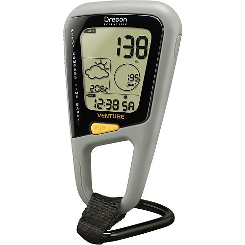 Oregon Scientific RA123 Handheld Altimeter and Digital Compass