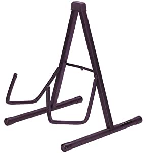 audio2000 39 s ast435 acoustic guitar stand musical instruments. Black Bedroom Furniture Sets. Home Design Ideas