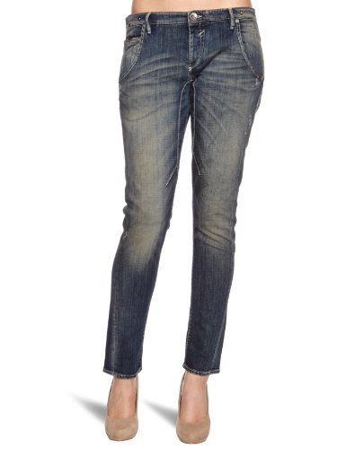 Gas Jacklyn New W820 Drop Crotch Women's Jeans