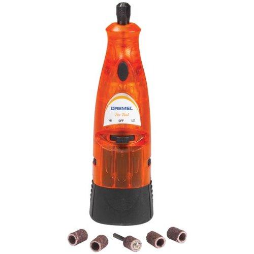 Dremel 761-03 Cordless Pet Nail Grooming Rotary Tool