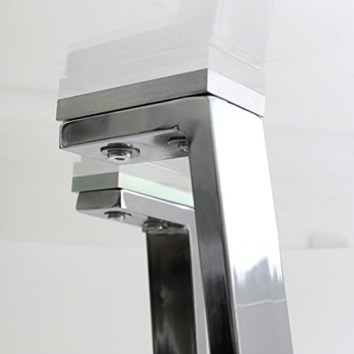 Premier-Housewares-Quadratischer-Esstisch-76x90x90-cm