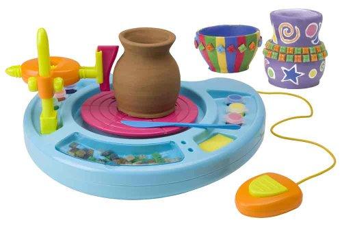 kids pottery wheel kits