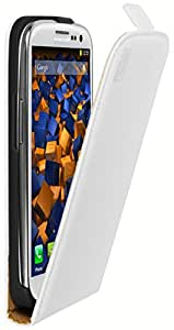 mumbi PREMIUM Leder Flip Case Samsung Galaxy S3 / S3 Neo Ledertasche