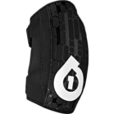 SixSixOne Riot Adult Elbow Guard Off-Road Cycling Body Armor - Black / Medium