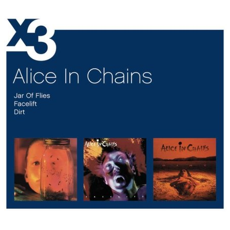 Alice In Chains - Jar of Flies/Facelift/Dirt - Zortam Music