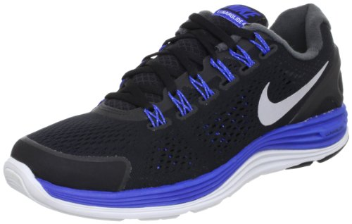 bc7568a82a7c9 Nike Lunarglide 4 Mens Running Shoes 524977 004 Black 8 5 M US ...