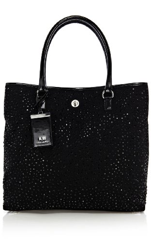 Encrusted Large Tote