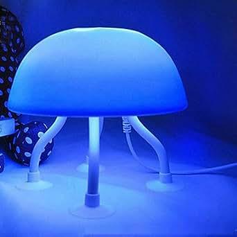 1w lampe led jellyfish tableau avec usb. Black Bedroom Furniture Sets. Home Design Ideas