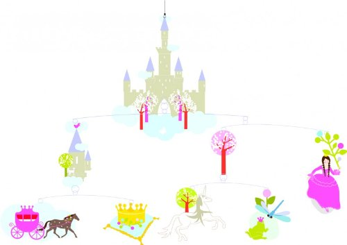 Djeco A Princess's Dream Mobile - 1