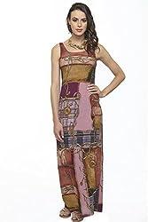 Divaat On The Clock Maxi Dress