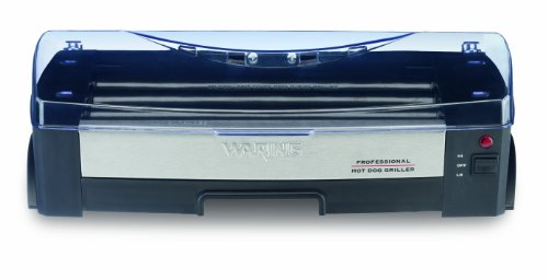 Waring Pro HDG150 Professional Hot Dog Griller (Bun Warmer Hot Dog compare prices)