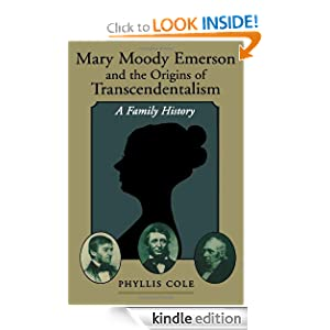 Amazon.com: Mary Moody Emerson and the Origins of Transcendentalism: A
