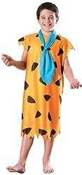 Child's Fred Flintstone Costume Size Small (4-6)