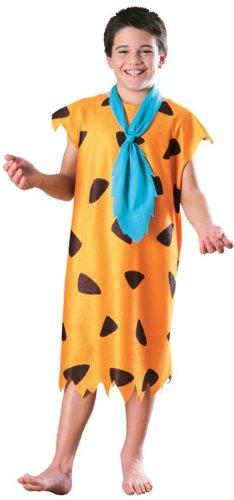 [Child's Fred Flintstone Costume Size Medium (8-10)] (Fred Flintstones Costumes)