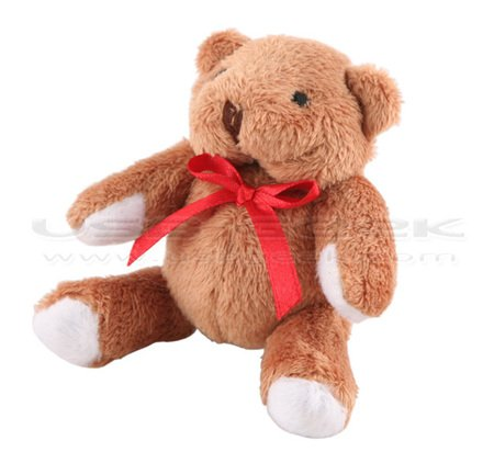 Plush Teddy Bear 8 GB USB Flash Drive