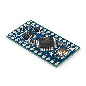 Arduino Pro Mini 328 - 5V/16MHz from SparkFun