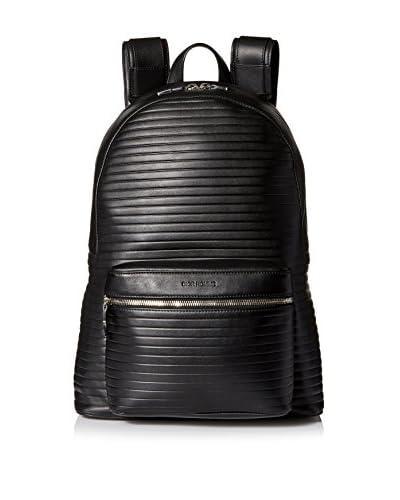 Dior Men's Solid Backpack, Black
