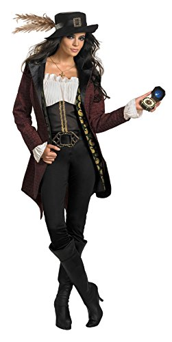 Halloween 2017 Disney Costumes Plus Size & Standard Women's Costume Characters - Women's Costume Characters Women's Disney Angelica Prestige Pirates Of The Caribbean Fancy Costume