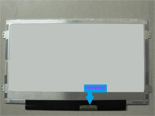 ACER ASPIRE ONE D257-13404 LAPTOP LCD Shield 10.1 WSVGA LED DIODE (SUBSTITUTE REPLACEMENT LCD Paravent ONLY. NOT A LAPTOP )